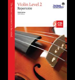 Frederick Harris - RCM Violin Series, 2013 edition, Violin Repertoire 2