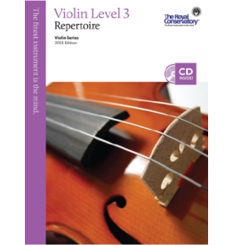 Frederick Harris - RCM Violin Series, 2013 edition, Violin Repertoire 3