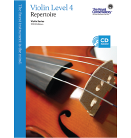 Frederick Harris - RCM Violin Series, 2013 edition, Violin Repertoire 4