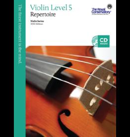 Frederick Harris - RCM Violin Series, 2013 edition, Violin Repertoire 5