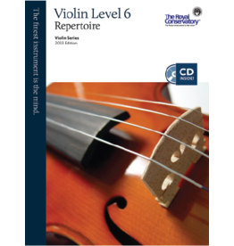 Frederick Harris - RCM Violin Series, 2013 edition, Violin Repertoire 6