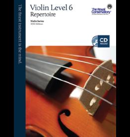 Frederick Harris - RCM Violin Series, 2013 edition, Violin Repertoire 6