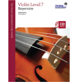 Frederick Harris - RCM Violin Series, 2013 edition, Violin Repertoire 7