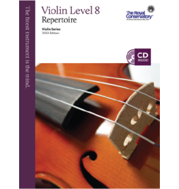 Frederick Harris - RCM Violin Series, 2013 edition, Violin Repertoire 8