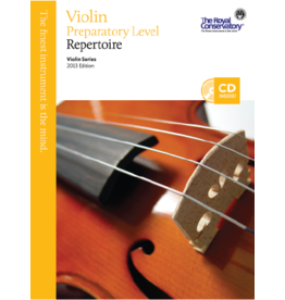 Frederick Harris - RCM Violin Series, 2013 edition, Violin Repertoire Prep