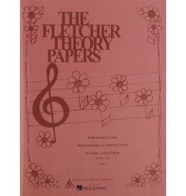 The Boston Music Company - The Fletcher Theory Papers - Book 1