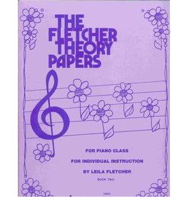 The Boston Music Company - The Fletcher Theory Papers - Book 2