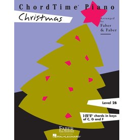 Hal Leonard - Faber ChordTime Piano, Level 2B, Christmas