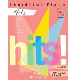 Hal Leonard - Faber ChordTime Piano, Level 2B, Hits