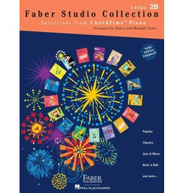 Hal Leonard - Faber ChordTime Piano, Level 2B, Faber Studio Collection