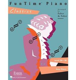 Hal Leonard - Faber FunTime Piano, Level 3A-3B, Classics