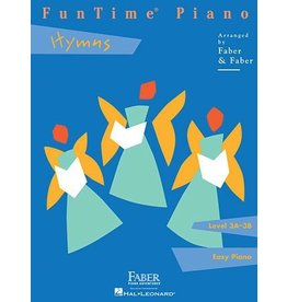 Hal Leonard - Faber FunTime Piano, Level 3A-3B, Hymns