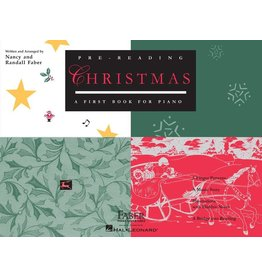 Hal Leonard - Faber Pre-Reading Christmas