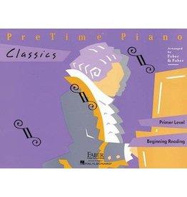 Hal Leonard - Faber PreTime Piano, Primer Level, Classics