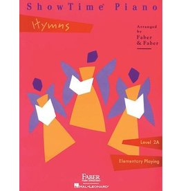 Hal Leonard - Faber ShowTime Piano, Level 2A, Hymn