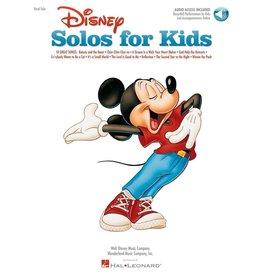 Hal Leonard - Disney Solos for Kids, Voice