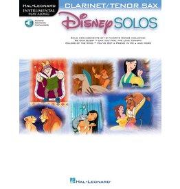 Hal Leonard - Disney Solos, Clarinet/Tenor Sax