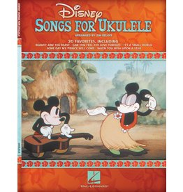 Hal Leonard - Disney Songs For Ukulele