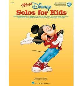 Hal Leonard - More Disney Solos for Kids, Voice