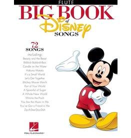 Hal Leonard - The Big Book of Disney Songs, Flute