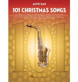 Hal Leonard - 101 Christmas Songs, Alto Sax