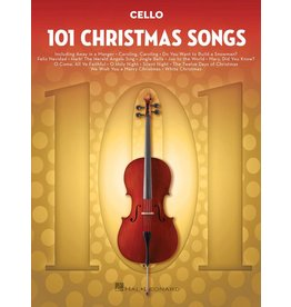 Hal Leonard - 101 Christmas Songs, Cello