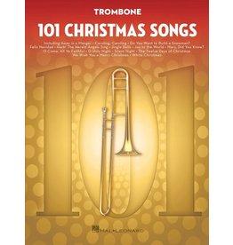 Hal Leonard - 101 Christmas Songs, Trombone