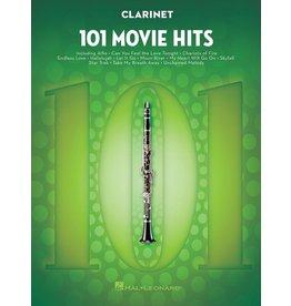 Hal Leonard - 101 Movie Hits, Clarinet