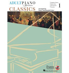 Hal Leonard - Adult Piano Adventures Classics Book 1