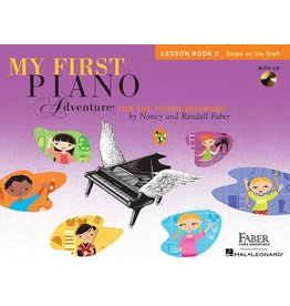 Hal Leonard - My First Piano Adventures (for the young beginner), Lesson Book C