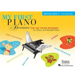 Hal Leonard - My First Piano Adventures (for the young beginner), Writing Book A