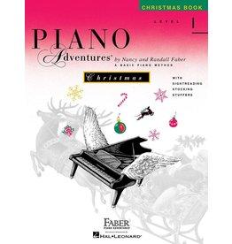 Hal Leonard - Piano Adventures Christmas Book, Level 1