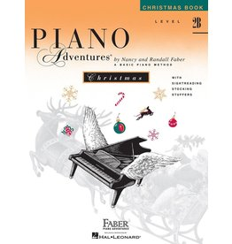 Hal Leonard - Piano Adventures Christmas Book, Level 2B
