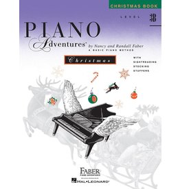 Hal Leonard - Piano Adventures Christmas Book, Level 3B