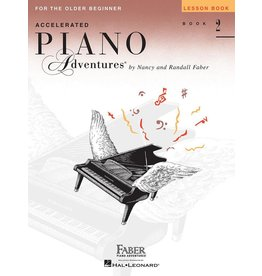 Hal Leonard - Hal Leonard Piano Adventures For The Older Beginnner, Book 2, Lesson