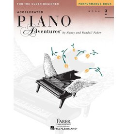 Hal Leonard - Piano Adventures For The Older Beginnner, Book 2, Performance