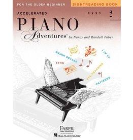 Hal Leonard - Piano Adventures For The Older Beginnner, Book 2, Sightreading