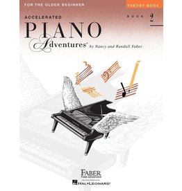 Hal Leonard - Piano Adventures For The Older Beginnner, Book 2, Theory