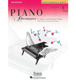 Hal Leonard - Piano Adventures Level 1, Performance Book
