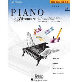Hal Leonard - Piano Adventures Level 2A Theory Book