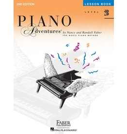 Hal Leonard - Piano Adventures Level 2B Lesson Book