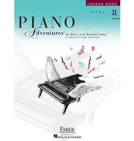 Hal Leonard - Piano Adventures Level 3A Lesson Book