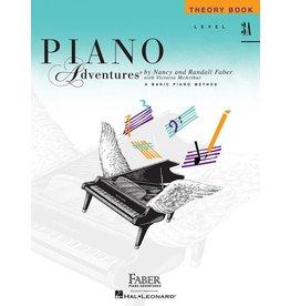 Hal Leonard - Piano Adventures Level 3A Theory Book