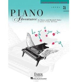 Hal Leonard - Piano Adventures Level 3A, Performance Book