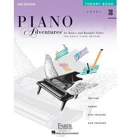 Hal Leonard - Piano Adventures Level 3B, Theory Book