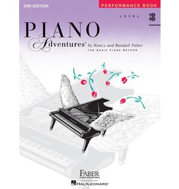 Hal Leonard - Piano Adventures Level 3B, Performance Book