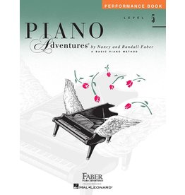 Hal Leonard - Piano Adventures Level 5, Performance Book