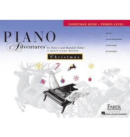 Hal Leonard - Piano Adventures Primer Level Christmas Book