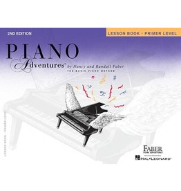 Hal Leonard - Piano Adventures Primer Level Lesson Book