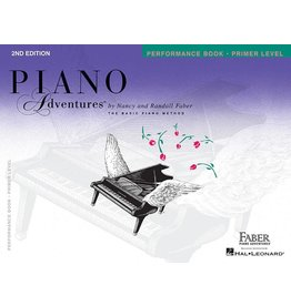 Hal Leonard - Piano Adventures Primer Level, Performance Book